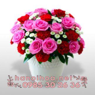 Bình hoa BH01