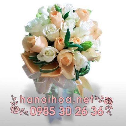 Hoa cô dâu CD02