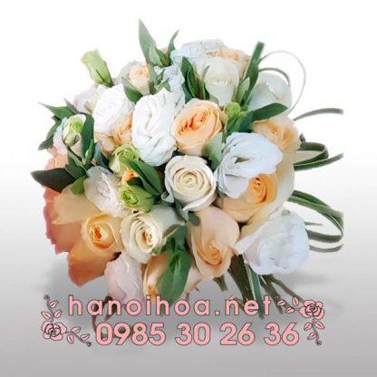 Hoa cô dâu CD03