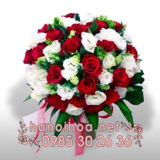 Hoa cô dâu CD08