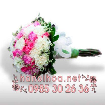 Hoa cô dâu CD10