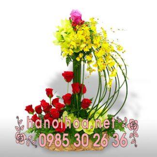 Hoa chúc mừng CM15