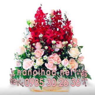 Giỏ hoa GH15