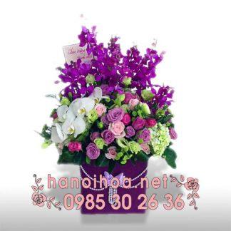 Giỏ hoa GH20