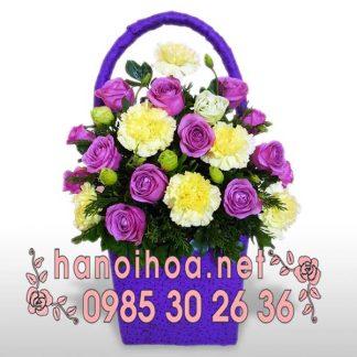 Giỏ hoa GH30