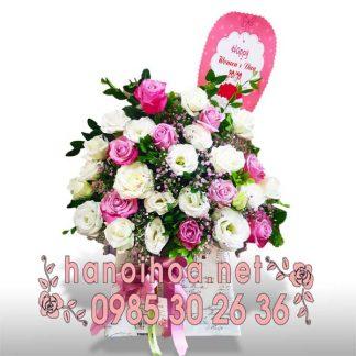 Giỏ hoa GH32