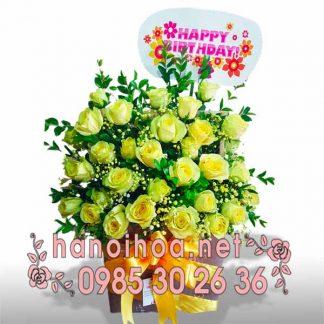 Giỏ hoa GH33