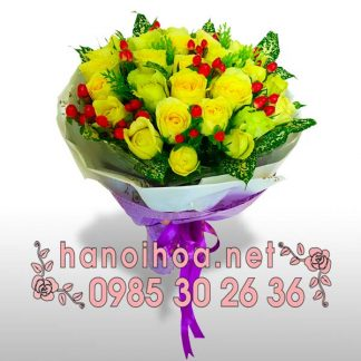 Bó hoa HB02