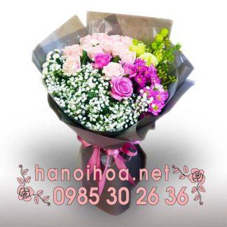 Bó hoa HB07