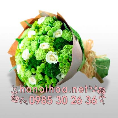 Bó hoa HB10
