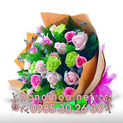 Bó hoa HB12