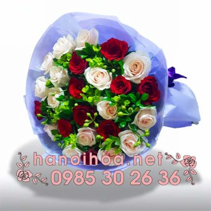 Bó hoa HB14