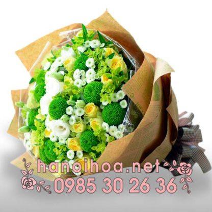 Bó hoa HB15