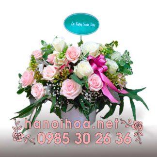 Hộp hoa tươi HH04