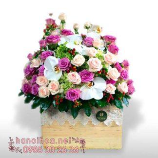 Hoa sinh nhật SN08