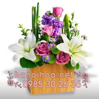 Hoa sinh nhật SN10
