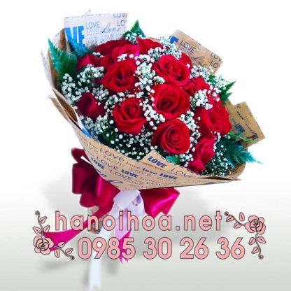 Hoa tình yêu TY08
