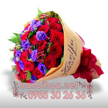Hoa tình yêu TY10
