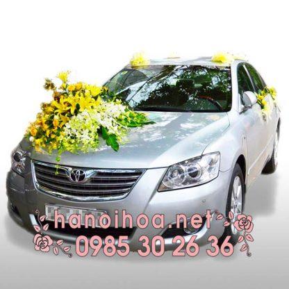 Hoa xe cưới XH01