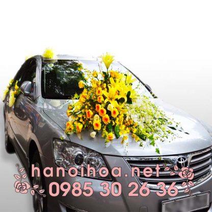 Hoa xe cưới XH02