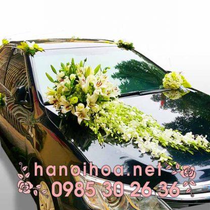 Hoa xe cưới XH03