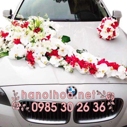 Hoa xe cưới XH07